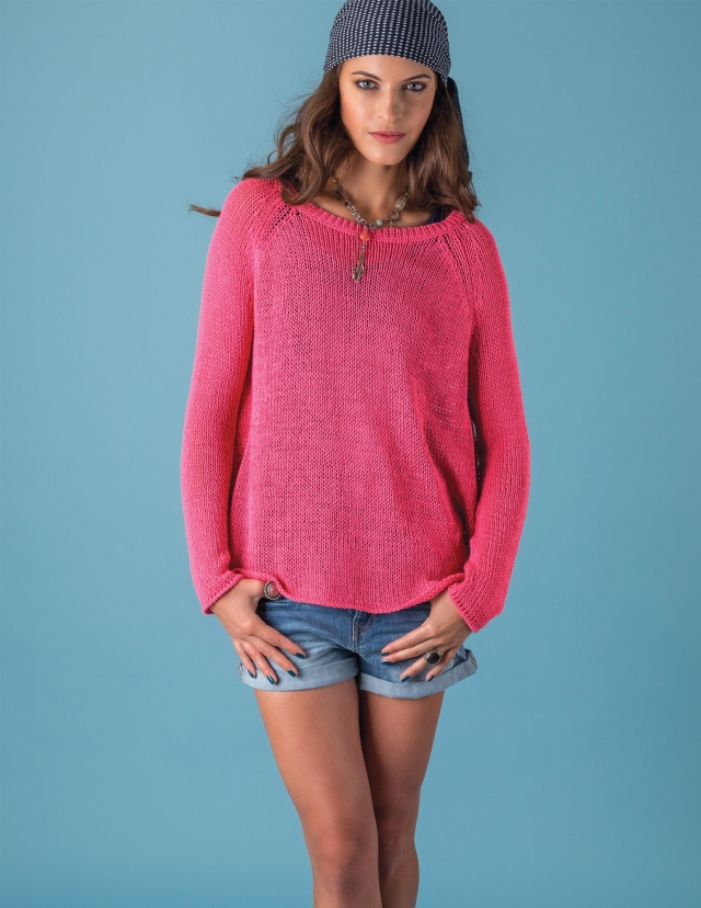 Spring sweaters from Wooden Ships - Barbara & Company